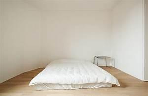 Bett Auf Boden : matratze auf dem boden k eine gute idee ~ Markanthonyermac.com Haus und Dekorationen