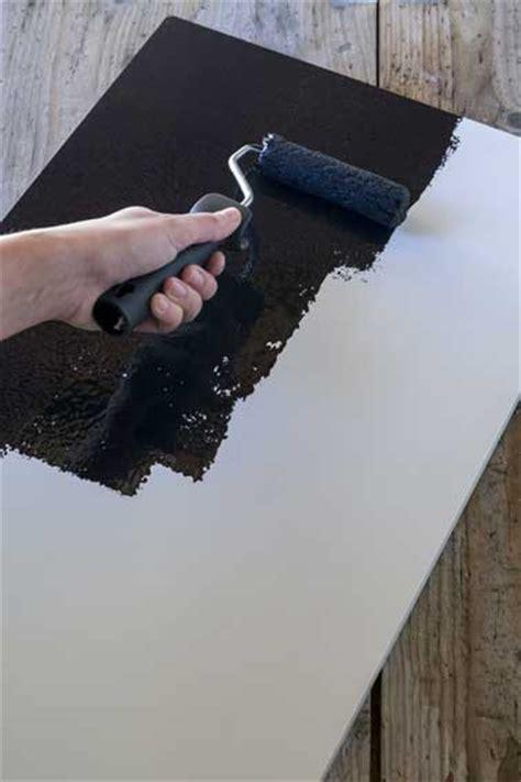 peindre meuble cuisine mélaminé peinture tableau noir les 5 é pour la réussir