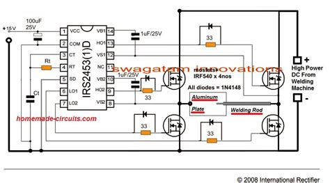 dc inverter welding machine circuit diagram wiring diagram sierramichelsslettvet
