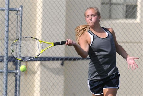 Chelsea was born in toronto, ontario where she took an interest in music at a young age (singing and then piano). Prep tennis: A stellar career is drawing to close for West's Chelsea Clark | High School ...