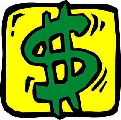 Money Clipart Clip Clipartion Cash Dollar Funds