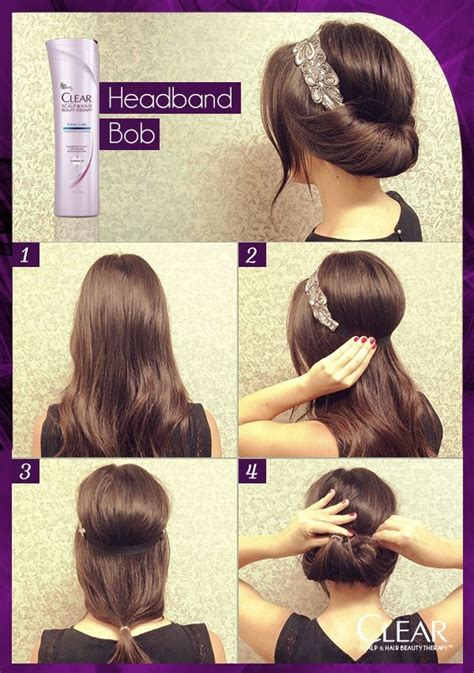 Easy 20s Hairstyles Hair by Plus De 25 Coiffures Faciles 224 Faire En Moins De Cinq