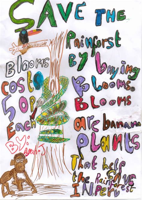 Children's Posters  The Bloomtrigger Blog