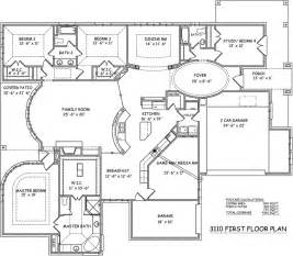 Pictures Open Floor Plans One Story by One Story Open Floor Plans Floor Plans Floor Plans