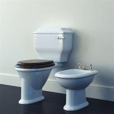 toilet bowl bidet 3d model