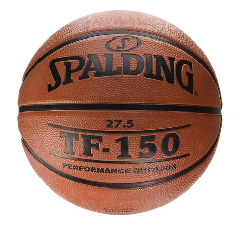 spalding tf  rubber basketball sports  games