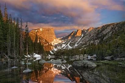 Rocky Mountains Mountain Peak