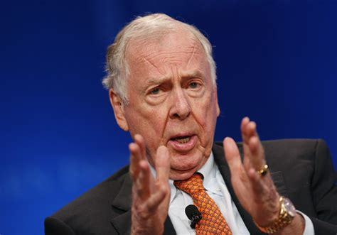 boone pickens sees oil barrel year marketwatch