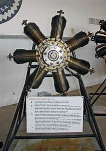 Gnome-rhone Rotary Engine