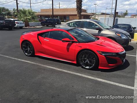 Acura Nsx Spotted In Las Vegas, Nevada On 08/11/2015, Photo 4
