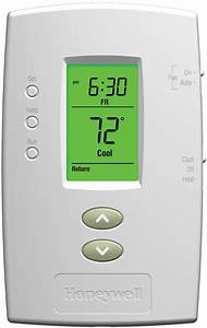 Honeywell Thermostats Manual By Mat