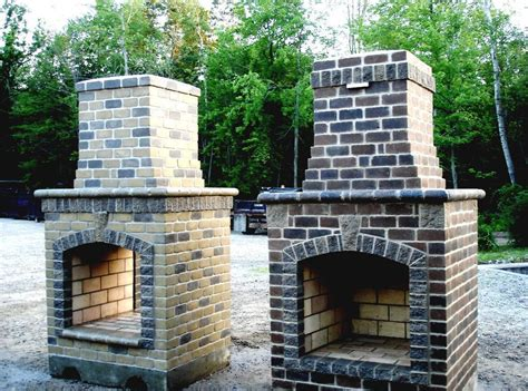 Outdoor Gas Fireplace Kits Ideas