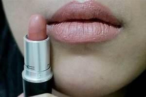 MAC Matte Lipstick in Kinda Sexy   Review, Photos ...