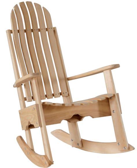 kursi goyang rencana gratis luar kayu kursi goyang ruang