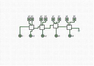 4-bit Binary Multiplier Circuit