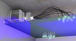 syst 232 me d 233 clairage 224 fibres optiques pour plafond tendu