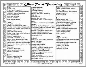Oliver Twist Unit Study