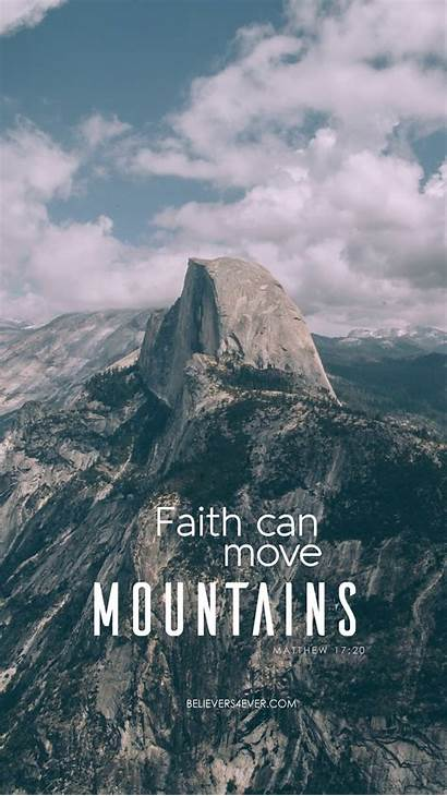 Faith Mountains Christian Move Wallpapers Iphone Bible