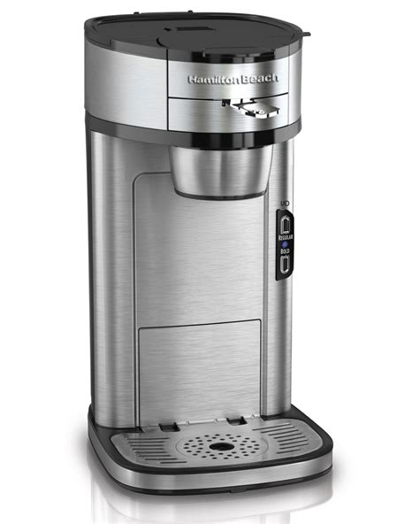 This just makes it right for both small and big families. The Best Hamilton Beach Coffee Makers - BrownsCoffee.com
