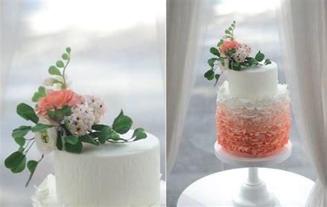 freesia wedding cakes  spring cake geek magazine