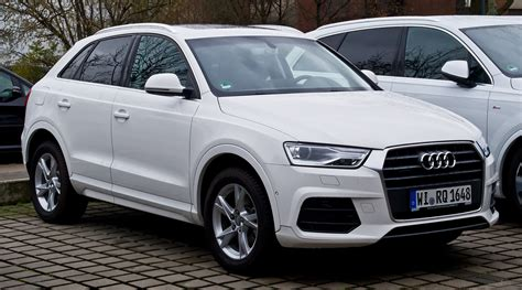Mobil Audi Q3 by Audi Q3 2 0 Tipped To Set New Benchmarks With Refreshed