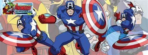 earths mightiest histories captain america news