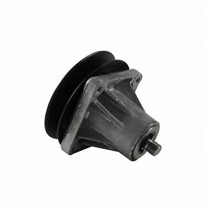 Cub Cadet Pulley  U0026 Spindle Assembly 918