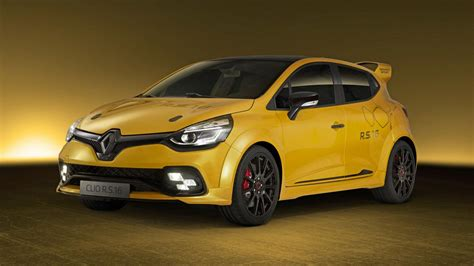 renault clio sport this is the 271bhp renault sport clio rs16 top gear