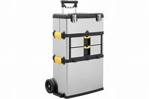 Caisse à Roulettes : caisse outils aluminium sur roulettes 818121 ~ Teatrodelosmanantiales.com Idées de Décoration