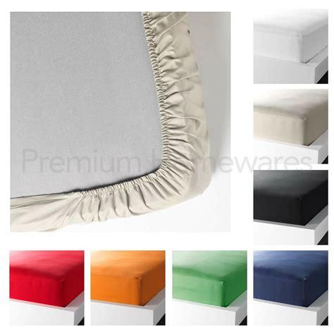 ikea dvala fitted bed sheet uk european sizes choice