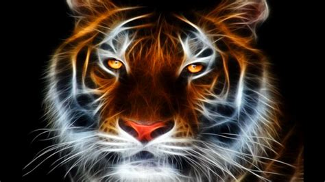 3d Animated Tiger Wallpapers - pics for gt 3d animation tiger wallpaper