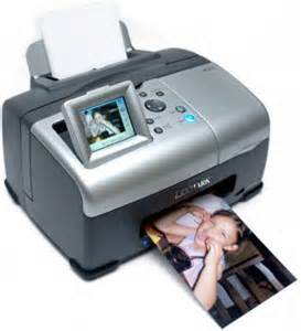 Lexmark Portable Printer