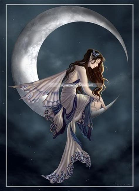 moon and stars fairy l daydreaming images moon fairy wallpaper and background