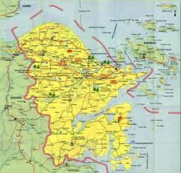 Ningbo China Map