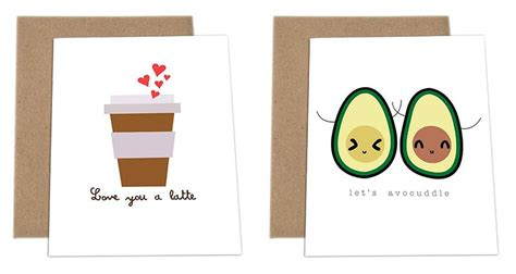 Safira fish necklace funny puns spanish birthday cards Impaper Has Created The Most Adorably Punny Greeting Cards