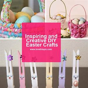 diy easter crafts - Diy (Do It Your Self)
