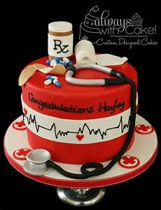 25 Cute and Creative Cakes for Nurses - NurseBuff