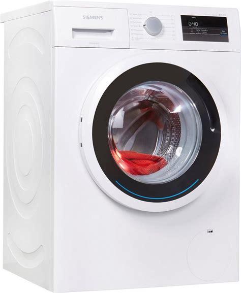 siemens waschmaschine iq300 wm14n040 6 kg 1400 u min kaufen otto