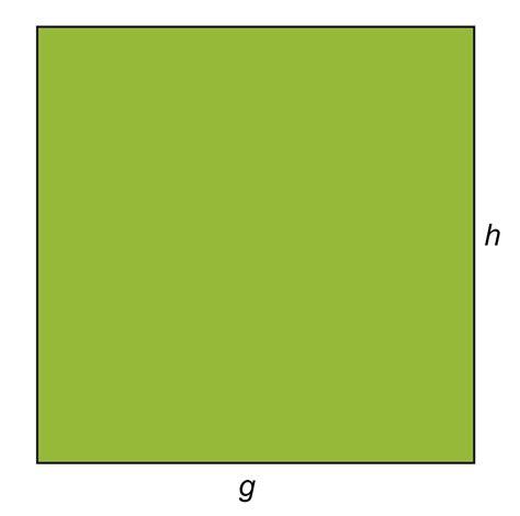 Areal kvadrat - - NDLA