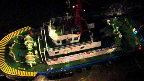 Tug Boat Sound by Tugboat Engine Sound Youtube
