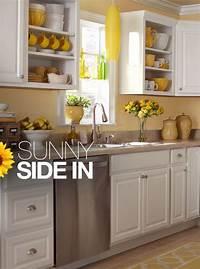 inspiring kitchen accent wall Best 25+ Yellow kitchen paint ideas on Pinterest | Yellow kitchen walls, Yellow kitchen paint ...