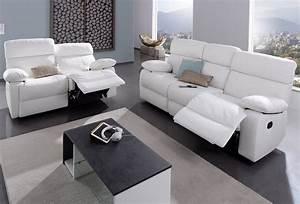 Sofa Mit Relaxfunktion : garnitur bestehend aus 3 und 2 sitzer kaufen otto ~ Whattoseeinmadrid.com Haus und Dekorationen