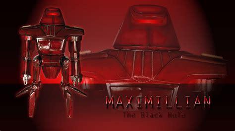 Maximillian robot from the Black Hole | Robotics ...