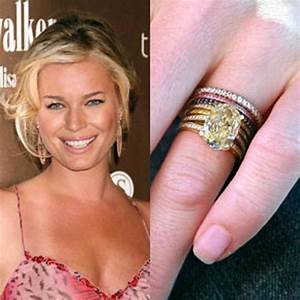 celebrity wedding rings wedding decorations With celeb wedding rings