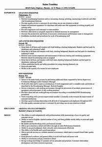 housekeeper resume samples velvet jobs With sample housekeeper resume employment