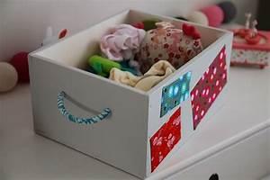 Boite Rangement Bebe : rangement jouets pour ma douceur ~ Teatrodelosmanantiales.com Idées de Décoration