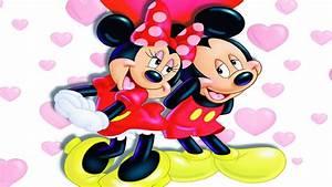 Minni Und Micky Maus : mickey mouse and minnie mouse lovers ~ A.2002-acura-tl-radio.info Haus und Dekorationen