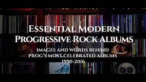 Essential Modern Progressive Rock Albums - Book Promo ...