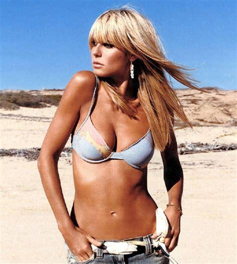 Hot Girl Dress Up Heidi Klum Sexy Bikini