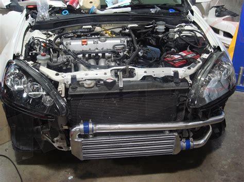 revpower acura rsx ka tt turbonetics turbocharger kit